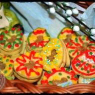 Ciasteczka -  słodkie pisanki