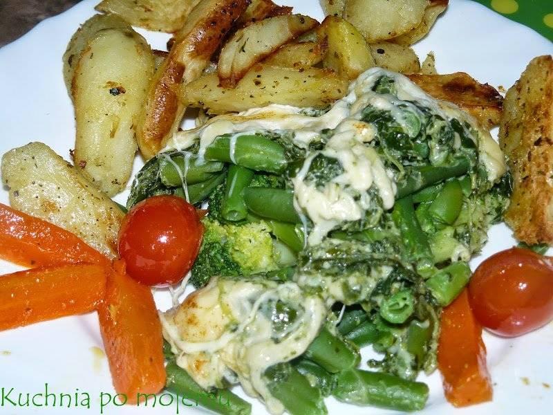 Przepis Na Zapiekany Obiad Warzywny W 30 Minut Bez Miesa Da Sie