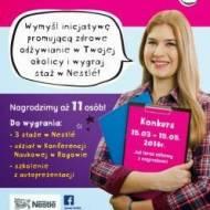 Wygraj staż w Nestle