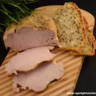Schab gotowany w zalewie z dodatkiem majonezu / Pork loin cooked in a marinade of mayonnaise