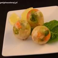 Jajko galaretka czyli niespodzianka w skorupce / Egg jelly or surprise in the shell