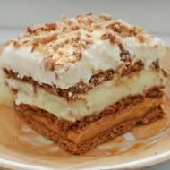 Ciasto 3BIT na kakaowych ciastkach