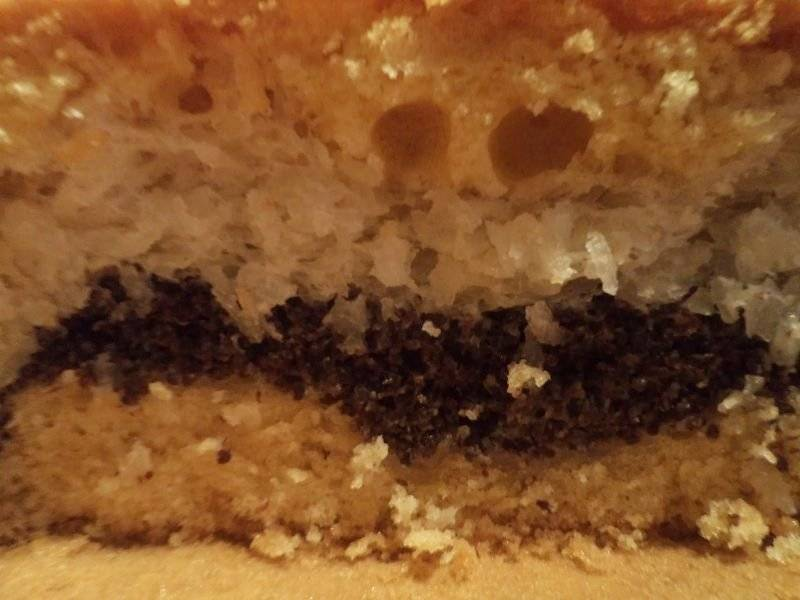 Ciasto z makiem i kokosem