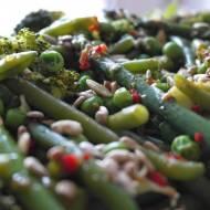 Sezon szparagowy - zielone warzywa w natarciu.