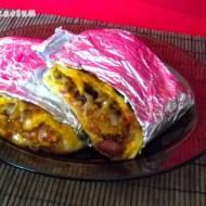 Rumcajsowe burritos