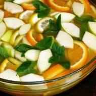 Lemoniada pomarańczowo-cytrynowa