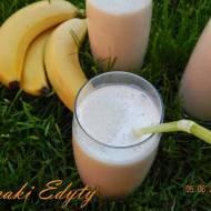 Bananowy koktail