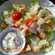 Sałatka Cezara- Caesar Salad
