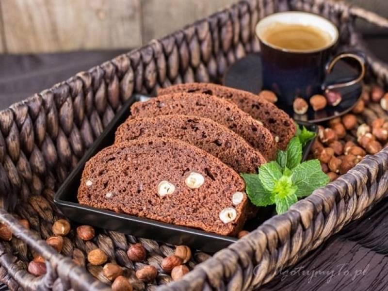 Ciasto czekoladowe na twarogu
