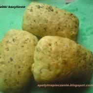 Chlebki bazyliowe