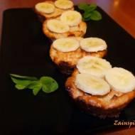 Bananowe serniczki