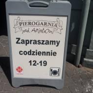 Pierogarnia pod Aniołami Bydgoszcz.