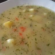 Zupa ziemniaczana z koperkiem