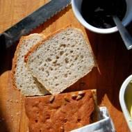 Chleb gryczany ze słonecznikiem
