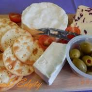 Przystawka z serów