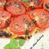Francuska tarta tatin z pomidorami - Wielki test !!! Aż 7 obiadów za100zł.