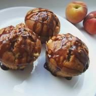 Muffiny brzoskwiniowe