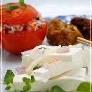 Grecka uczta- kofty z feta i tzatziki | Wielki test !!! Aż 7 obiadów za 100zł.