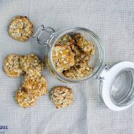 Mega zdrowe ciasteczka owsiane. / Super healthy oats cookies.