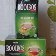 Recenzja herbat Rooibos od Astra