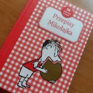 """,,Przepisy Mikołajka"""" Rene Goscinny"""