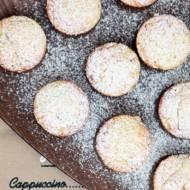 Cytrynowe Muffiny z Jabłkami i Rodzynkami