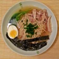 Ramen, czyli japońska zupa z noodlami i pastą miso