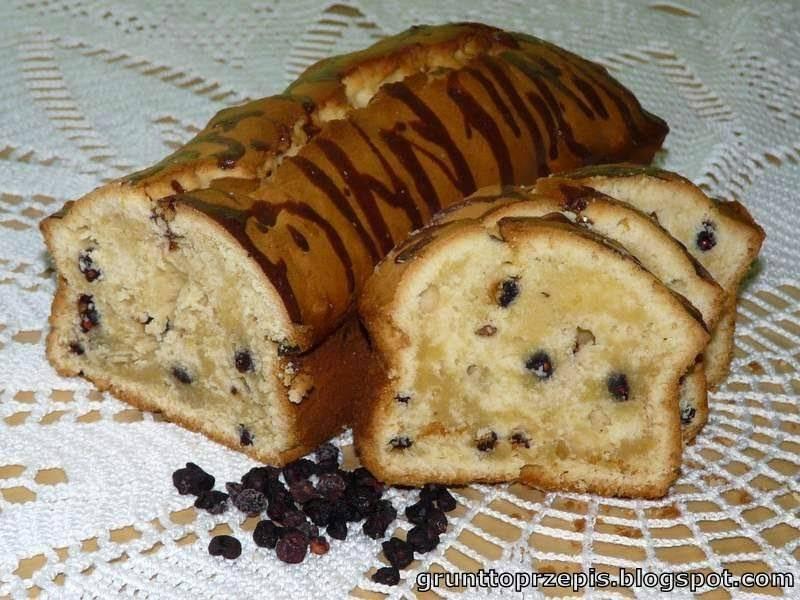 Ucierane ciasto cytrynowe z cytryńcem chińskim + ZAKALEC ABC