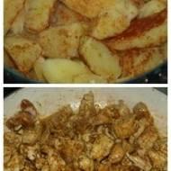 Danie jest proste w przygotowaniu , syte i bardzo smaczne. Idealne na szybki obiad , nadaje się także do odgrzania na drugi dzie