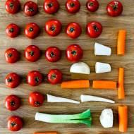 Pomidorowa z prawdziwych pomidorów