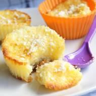 Sernikowe muffinki bez jajek