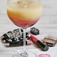 Banawino - delikatnie alkoholowy drink na babskie ploteczki, czyli nektar bananowy i czerwone wino