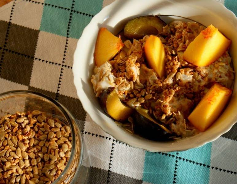 Szybkie śniadanie, pożywne i zdrowe