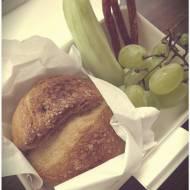 Pierwszy dzień szkoły i wieczorne pieczenie czyli Pudelko Sniadaniowe i Maly Lakomczuch w Kuchni
