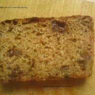 Chleb razowy z suszoną śliwką wersja II