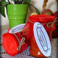 Sos pomidorowo-paprykowy
