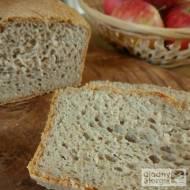 Chleb gryczano - ryżowy (bez glutenu, mleka i jajek)