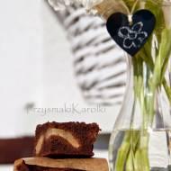 Znane nieznane - brownie z gruszkami