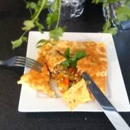 Khai Yat Sai - tajski omlet z nadzieniem