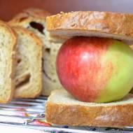 Normandzki chleb jabłkowy (bezcydrowy) wg Hamelmana