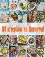 118 przepisów na Karnawał