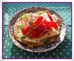 19 SANTE znaczy zdrowie - Otrębowe ala tortille dobrze nadziane