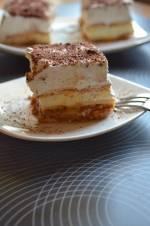 3 bit na herbatnikach. Ciasto bez pieczenia.