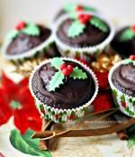 Babeczki czekoladowo – pomarańczowe i warsztaty świąteczne z Kasią, Dr. Oetker