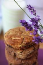 Bezglutenowe ciastka z mąki teff