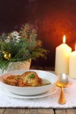 Boże Narodzenie w Prowansji i przepis na zupę czosnkową