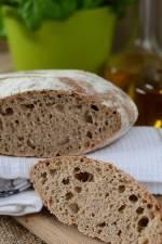 Chleb pszenno żytni na zakwasie