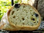 Chleb pszenny z oliwkami Hamelmana