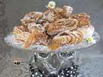 Chruściki z ciasta na pierogi