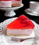 Ciasto Piankowe z Marshmallow bez Pieczenia (Ciasto Marshmallow)